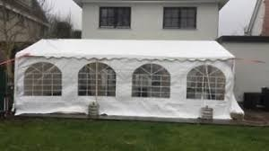Partytent luxe pvc